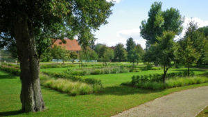 Schlossgarten Grube, Prignitz