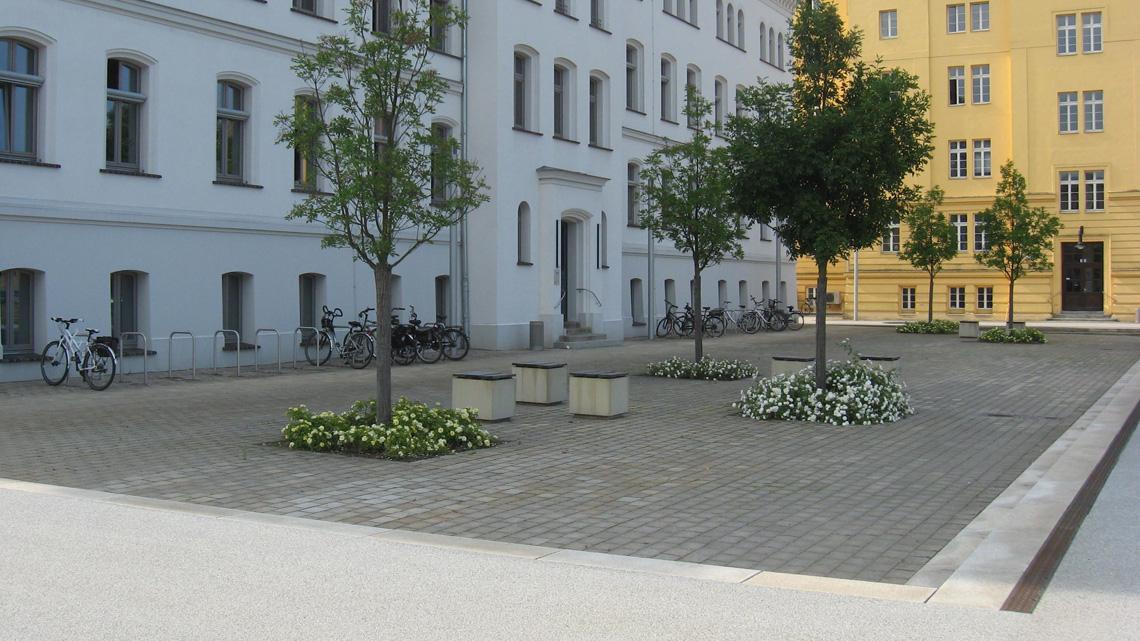 Platz Haus G